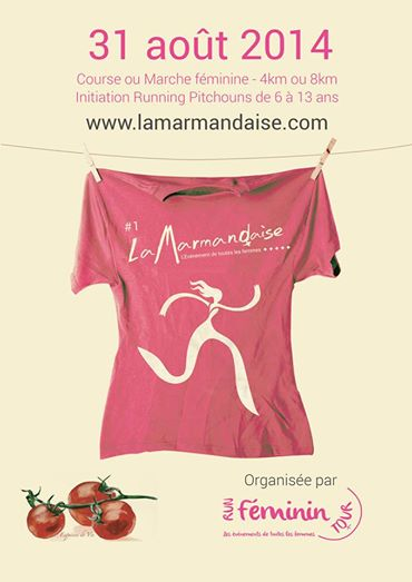 LA MARMANDAISE RUN FEMININ TOUR